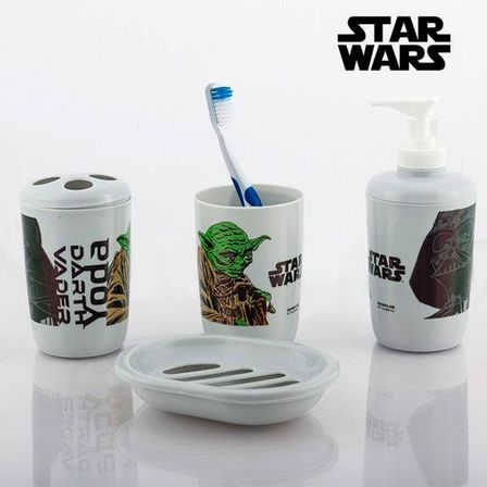 Star Wars Bathroom Decor Bathroom Designs Ideas - Star wars bathroom decor for small bathroom ideas