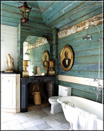 10 Ideas Use Sink In Country Bathroom Decor | Bathroom Designs Ideas