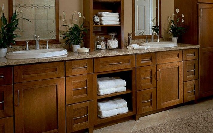 Double sink bathroom vanity top tips and photo bathroom for Designs for bathroom cabinets