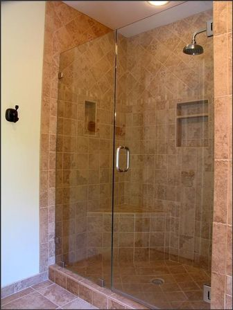 10 new ideas for bathroom shower designs bathroom for Latest small bathroom designs