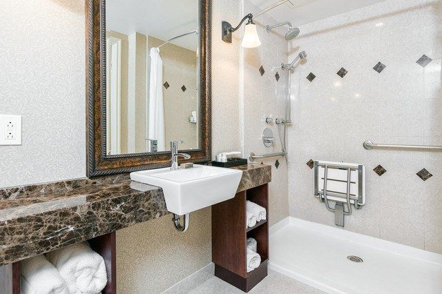 7 great ideas for handicap bathroom design bathroom Bathroom remodel design