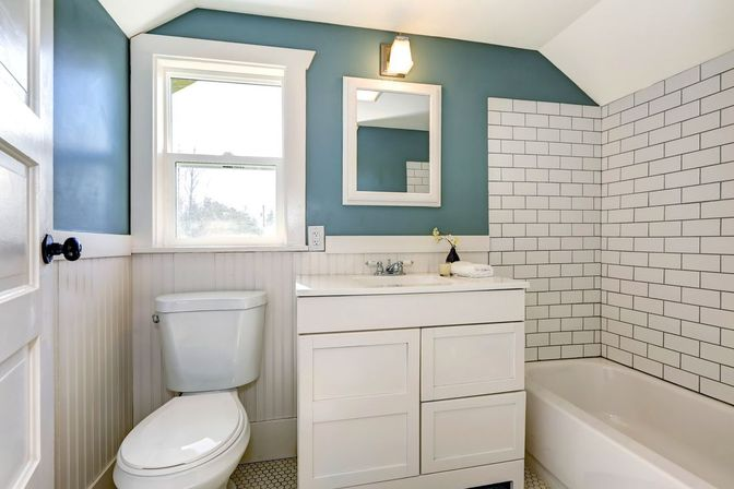 5 ideas for easy bathroom remodel bathroom designs ideas for Bathroom ideas easy
