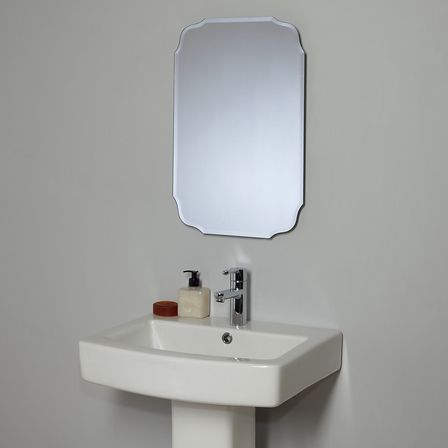 Vintage bathroom mirrors special interior needs special for Bathroom mirror ideas
