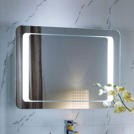 mirror with lighting 1 another important point cosmetic mirror must be equipped with separate lighting brilliant bathroom mirror lights