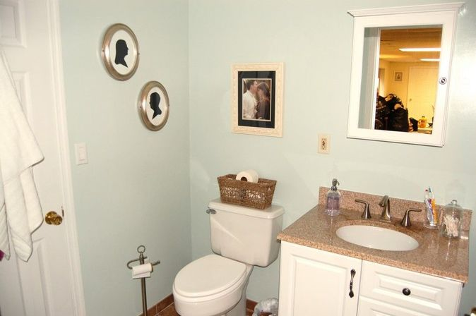 Apartment bathroom d cor and it 39 s main elements for Decorating bathroom ideas for apartments