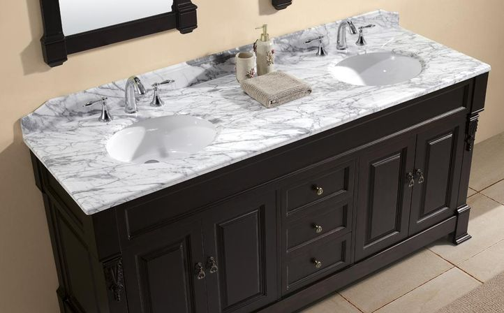 Vanity Countertop Options : Small bathroom vanities with tops Bathroom designs ideas