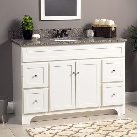 How To Choose A Sink For 48 Inch Bathroom Vanities With Different Budget