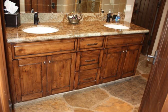Semi custom bathroom vanity custom bathroom vanities top for Custom bathroom vanity designs