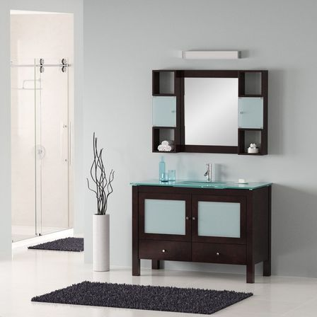 Vintage bathroom vanity 14 photo bathroom designs ideas Bathroom sink cabinets modern