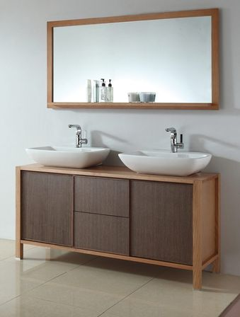 Contemporary bathroom vanities 14 photo bathroom designs ideas - Contemporary european designer bathroom vanities ...