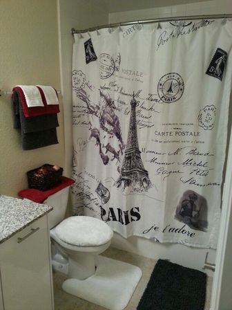 Paris bathroom decor bathroom designs ideas for Parisian bathroom ideas