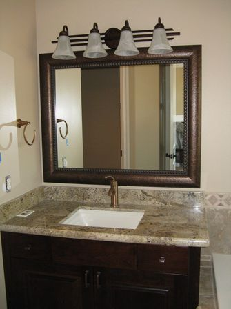 Bathroom vanity mirrors bathroom designs ideas Small bathroom mirror design