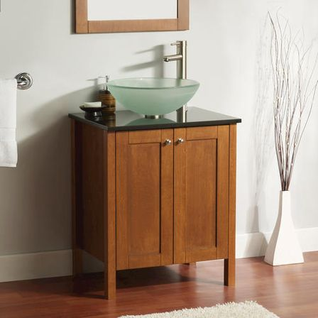 Original Summit 60quot DoubleSink Bathroom Vanity Set At Menards