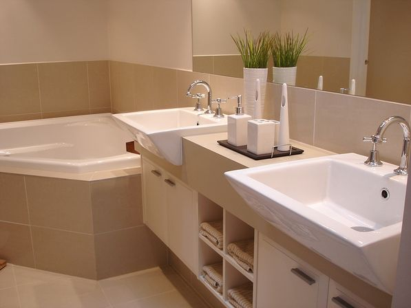 How To Select The Sink And Know Remodeling Bathroom Cost Bathroom Designs Ideas