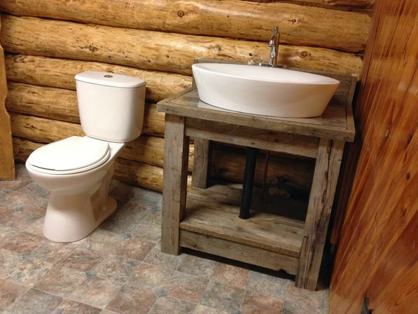 Rustic Bathroom Vanities Bathroom Designs Ideas
