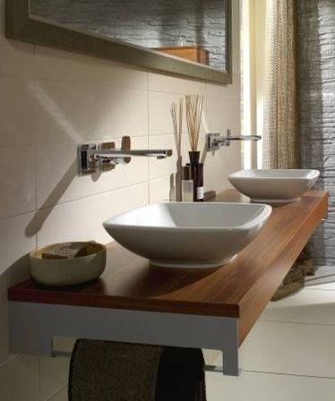 Small bathroom vanities with tops bathroom designs ideas for Latest bathroom sink designs