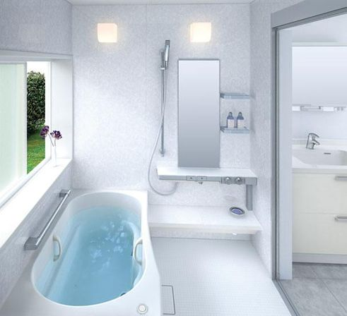 10 ideas for small bathroom designs - Small Bathroom Design 2