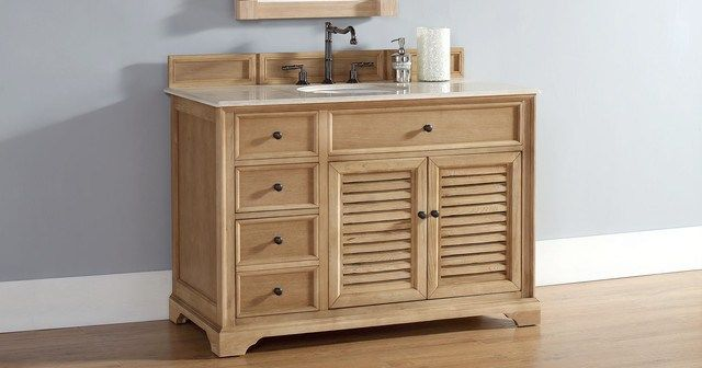 Unfinished bathroom vanities, top tips  Bathroom designs