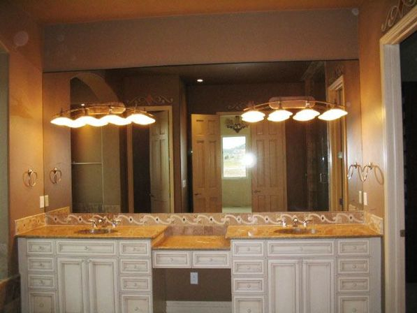 Bathroom Mirrors San Diego awesome custom bathroom mirrors gallery - amazing design ideas