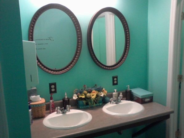 Interior Turquoise Bathroom Decor turquoise bathroom decoration as the most popular psychological influence of color
