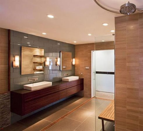 thats all that i wanted to talk about lighting a bathroom it is important to remember that properly selected and organized lighting allows the bathroom to bathroom lighting designs