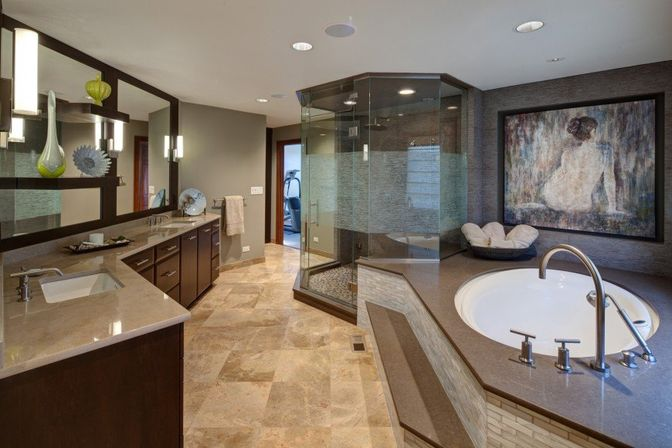 Spacious bathroom design software: a flight of fancy | Bathroom ...
