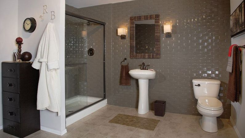 Accessories for affordable bathroom remodel bathroom designs ideas for Affordable bathroom renovations