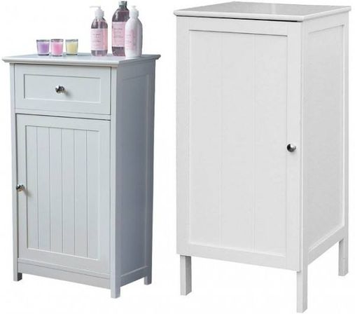 Small Floor Bathroom Cabinet My Web Value