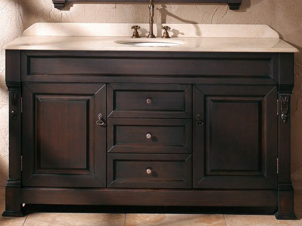 Bathroom Vanities Used make modern 60 inch bathroom vanity | bathroom designs ideas