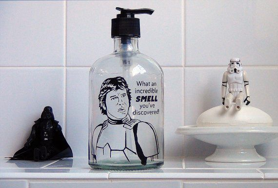 Star Wars Bathroom Decor Designs Ideas