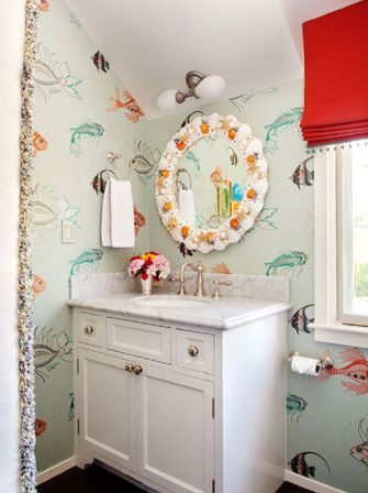 7 ways to use kids bathroom decor bathroom designs ideas for Bathroom decor