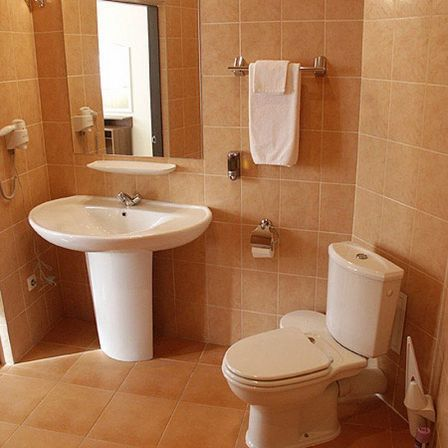 How to make simple bathroom designs bathroom designs ideas for Restroom decoration pictures