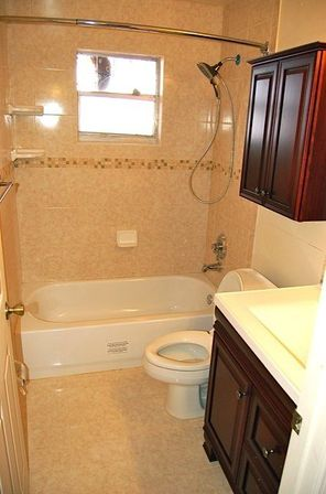 Superior The Procedure For Installing 5×8 Bathroom Remodel