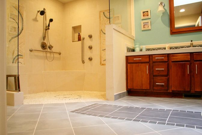 7 Great Ideas For Handicap Bathroom Design | Bathroom Designs Ideas
