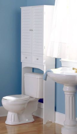 Space saver bathroom cabinet bathroom designs ideas - Space savers for small bathrooms decor ...
