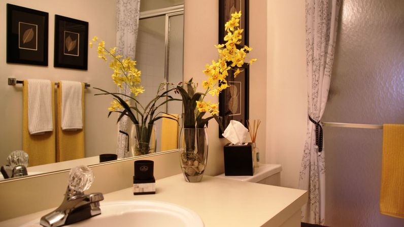 5 great ideas for bathroom decor bathroom designs ideas for Decorated bathrooms photos