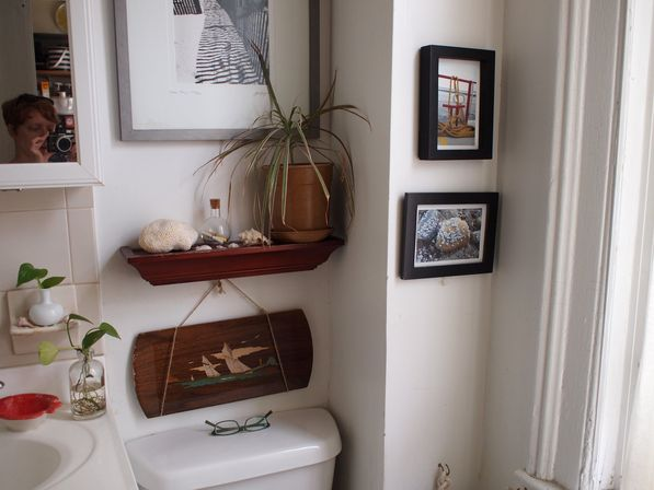 Making nautical bathroom d cor by yourself bathroom for Bathroom decor designs