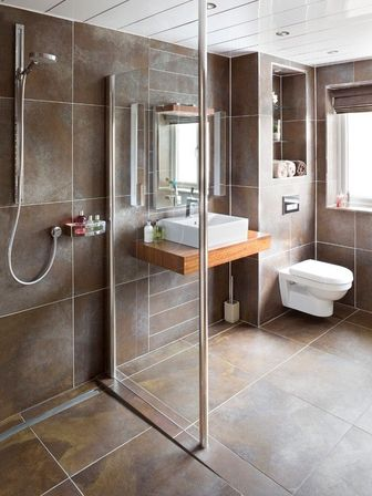 7 great ideas for handicap bathroom design bathroom for Handicapped accessible bathroom designs