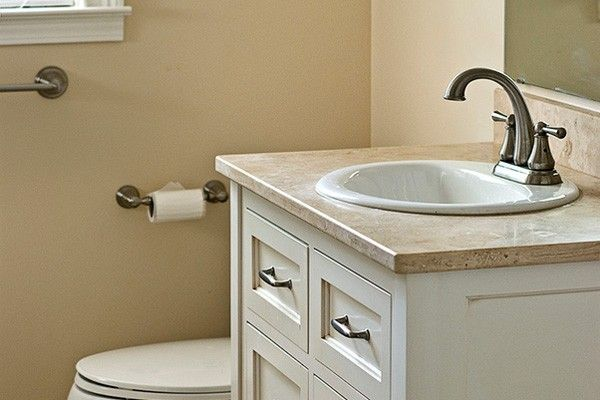5 ideas for easy bathroom remodel bathroom designs ideas for Simple small bathroom design ideas