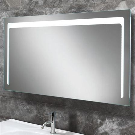 led bathroom mirror the best solution in the interior bathroom