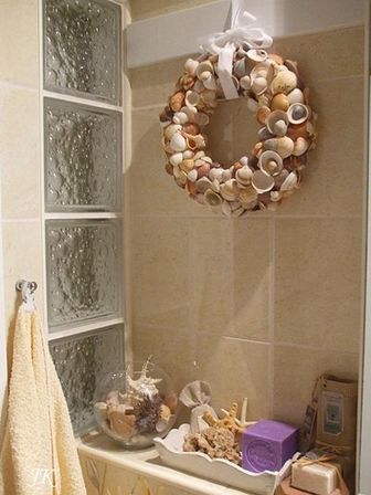 seashell bathroom decor 2 types 30 photo bathroom designs ideas