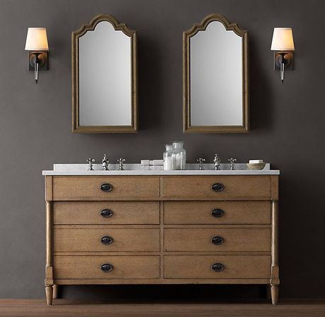 Restoration hardware bathroom vanity bathroom designs ideas Restoration hardware bathroom