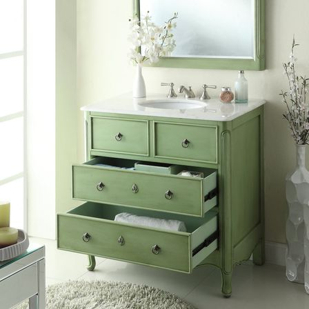 Antique bathroom vanity units - Where To Find - Antique Bathroom Vanity Units