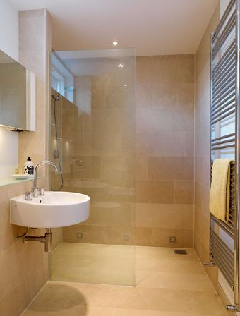 10 ideas for small bathroom designs bathroom designs ideas for Small restroom design