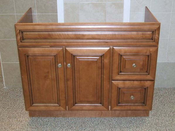 8 ways for 42 inch bathroom vanity repairs bathroom for Bathroom cabinets 40cm wide