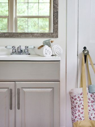 painting bathroom cabinet 14 photo bathroom designs ideas