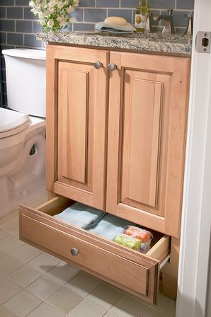 Bathroom Base Cabinets