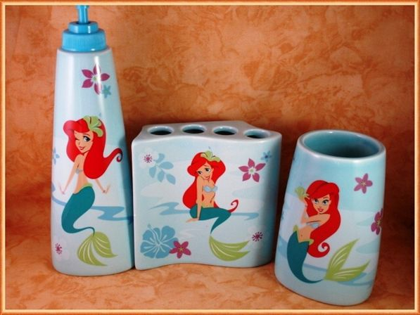 Main ideas for mermaid bathroom decor bathroom designs ideas - Mermaid decor bathroom ...