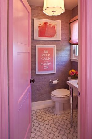 5 cute bathroom ideas.