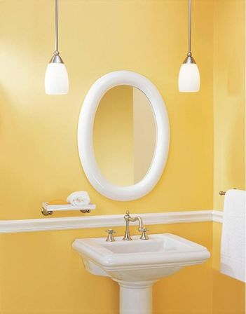 27 Innovative Cheap Bathroom Mirrors